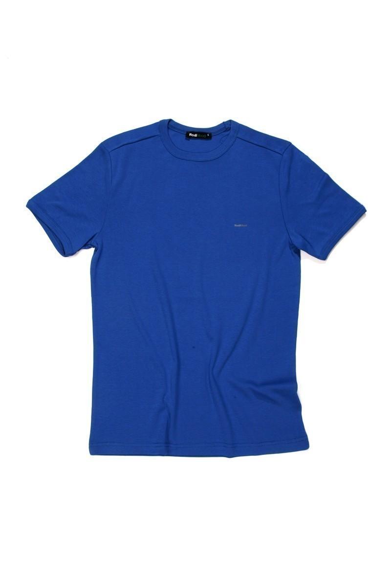 Rodi Mavi RDE-008 Erkek Tişört