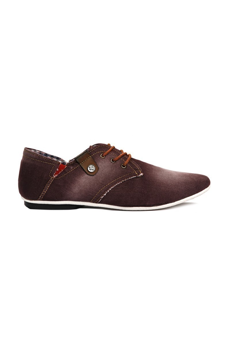 LA POLO Bordo LPL-1794 Erkek Ayakkabı