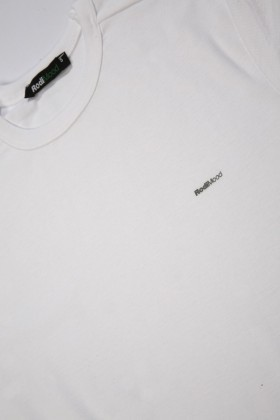 Rodi Beyaz RDE-016 Erkek Tişört
