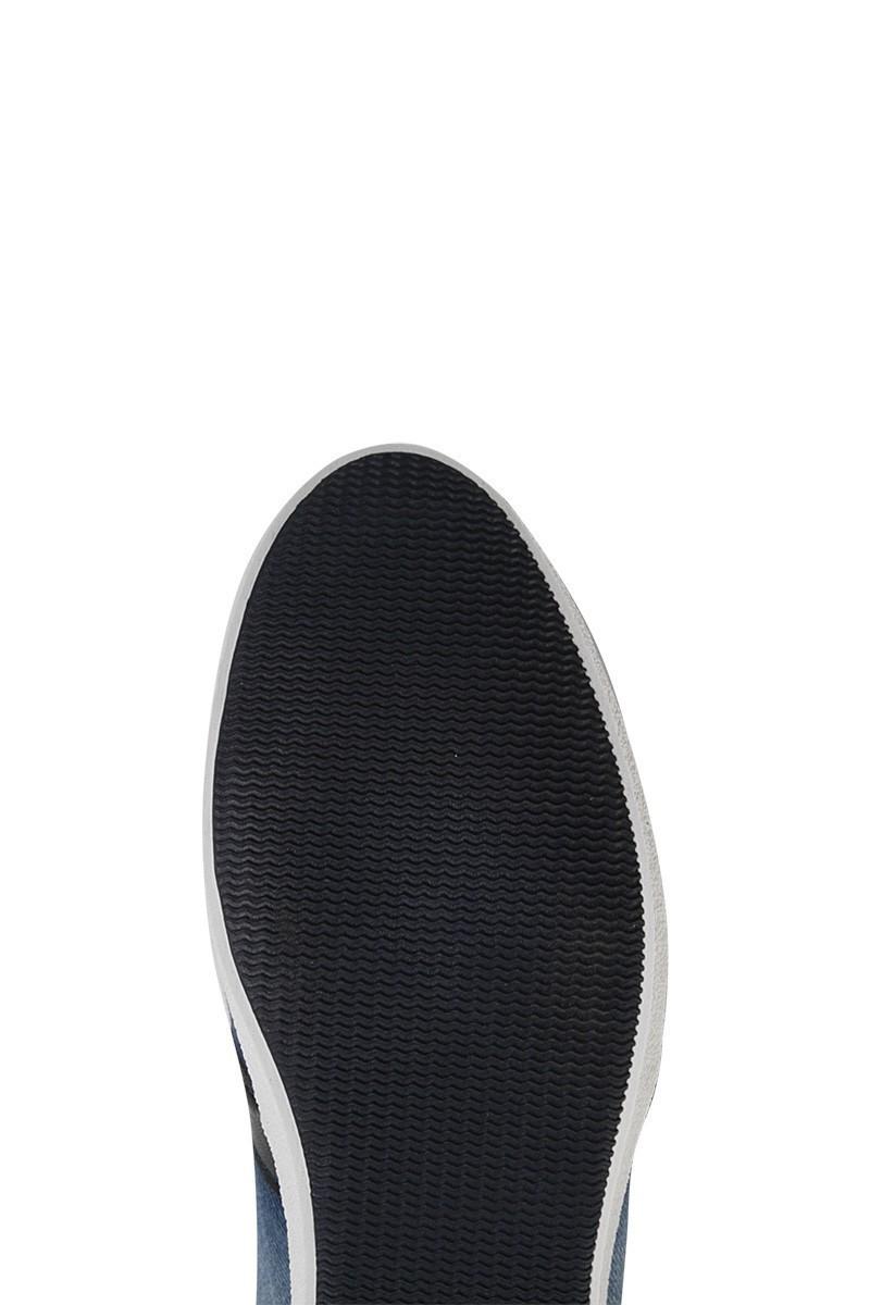 LA POLO Mavi-Lacivert LPL-001 Erkek Ayakkabı
