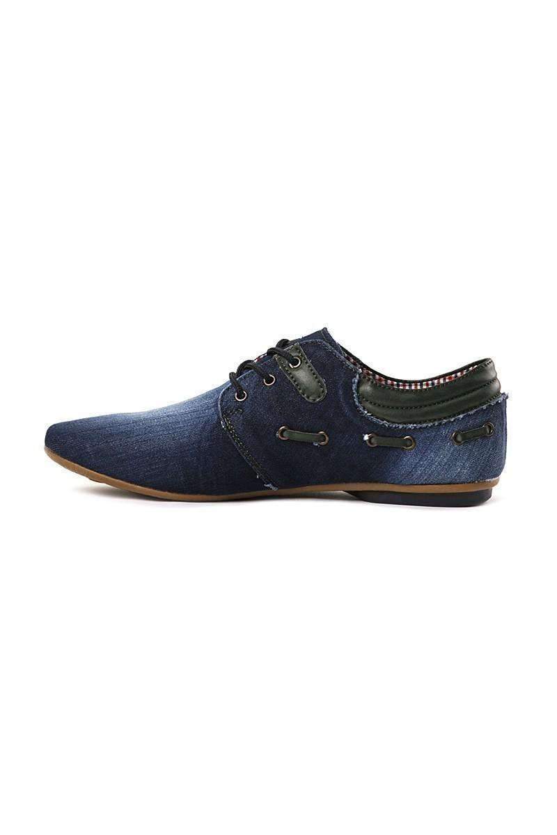 LA POLO Mavi-Yeşil LPL-1795 Erkek Ayakkabı