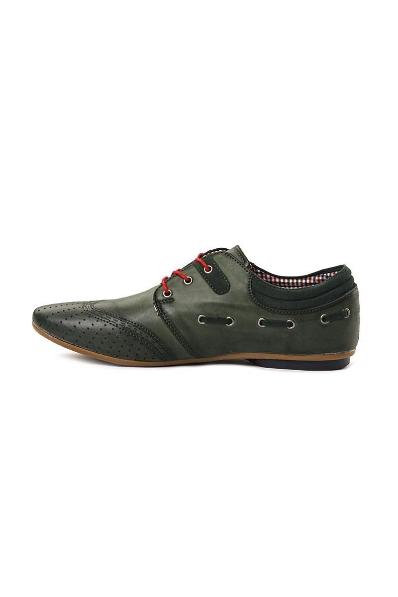 LA POLO Yeşil LPL-1795 Erkek Ayakkabı