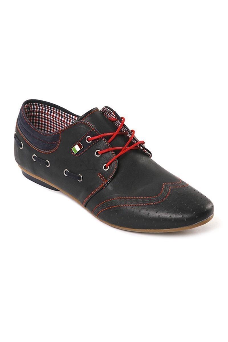 LA POLO Lacivert LPL-008 Erkek Ayakkabı