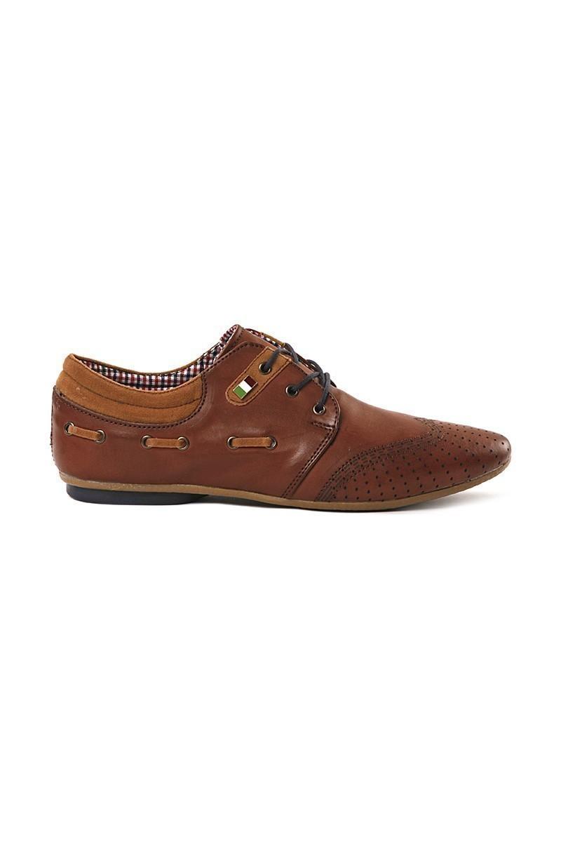 LA POLO Taba LPL-1795 Erkek Ayakkabı
