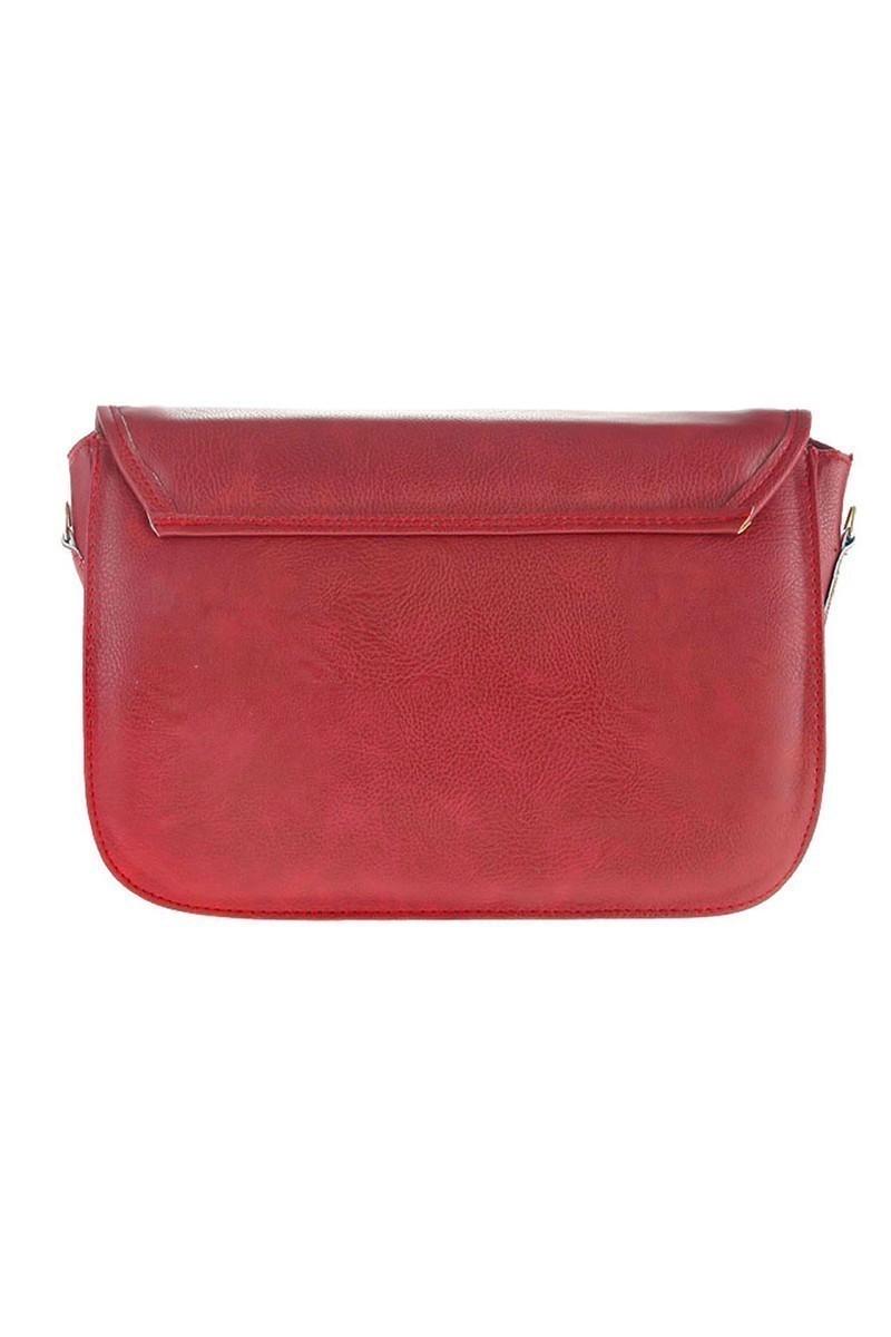 OB Kırmızı CP-289-10 Bayan Çanta