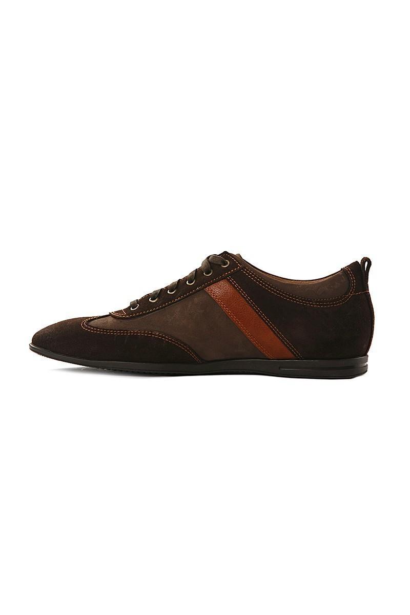 Pandew Kahverengi PNDW-8101 Hakiki Deri Erkek Ayakkabı