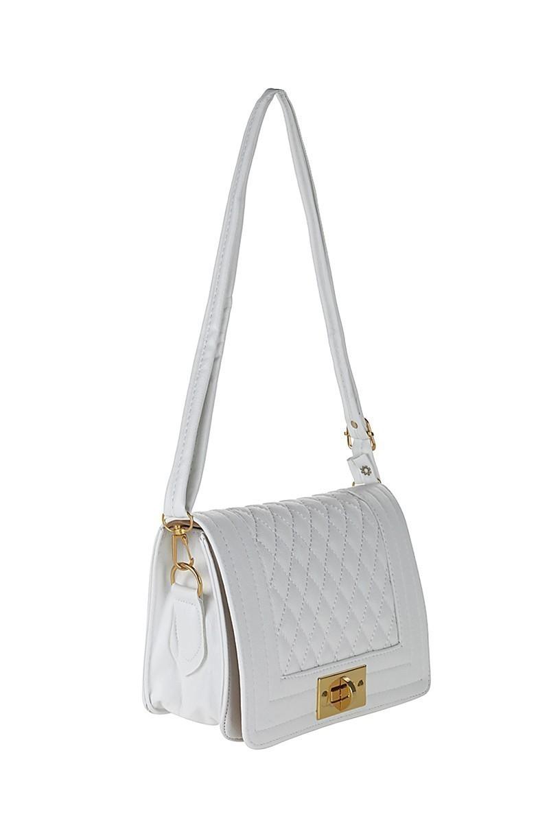 OB Beyaz CP-310-02 Bayan Çanta