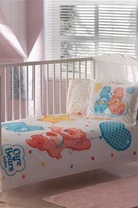 Taç Beyaz DD-60093363 Bebek Pike Takımı Care Bears Baby