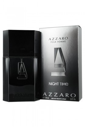 Azzaro 8699490372456 Night Time Erkek Edt 100Ml