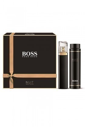 Hugo Boss 737052719511 Nuit Bayan Set Edp 75Ml+Vücut Losyonu 200Ml