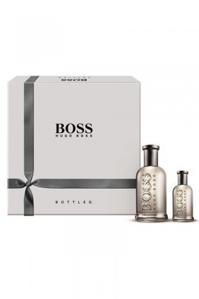 Hugo Boss 737052628271 Bottled Erkek Set 100Ml+Edt 30Ml