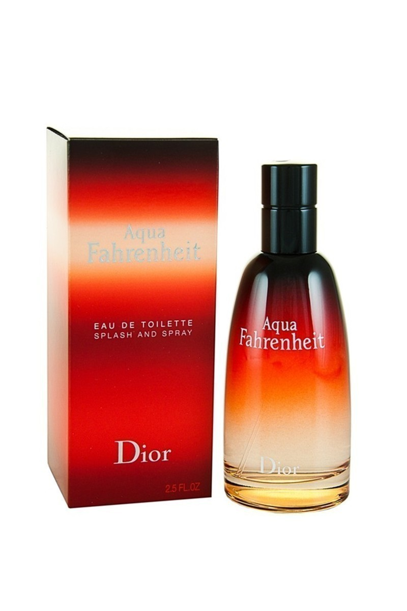 Christian Dior 3348900993983 Fahrenheit Aqua Erkek Edt 125Ml