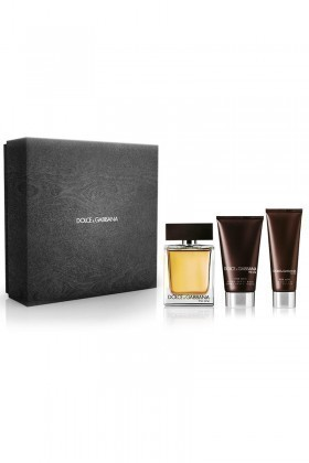 Dolce Gabbana 737052711430 The One Erkek Set Edt 100Ml+After Shave Balm 75Ml+Duş Jeli 50Ml