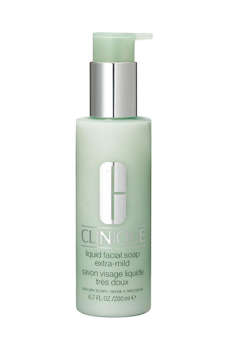 Clinique 20714240158 Liquide Facial Soap Very Dry 200Ml
