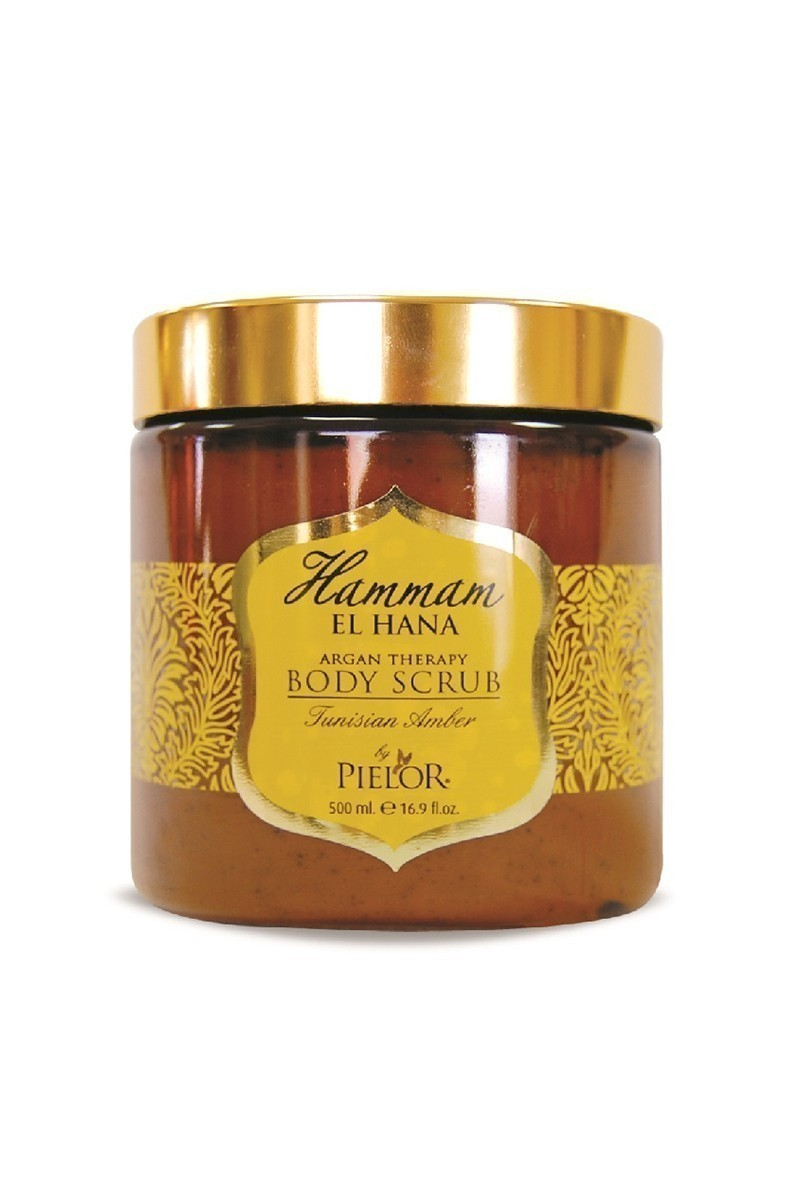 Hammam 8699954136914 Tunisian Amber Body Scrub 500Ml