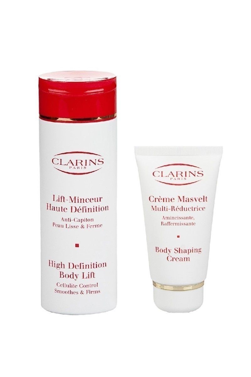 Clarins 8699490366615 Creme Masvelt 75Ml+Lift Minceur 200 ML Set