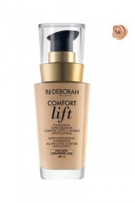 Deborah 8009518122640 Fondöten Comfort Lift Amber 5