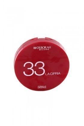 Deborah 8009518122282 La Cipria Compact Powder 33
