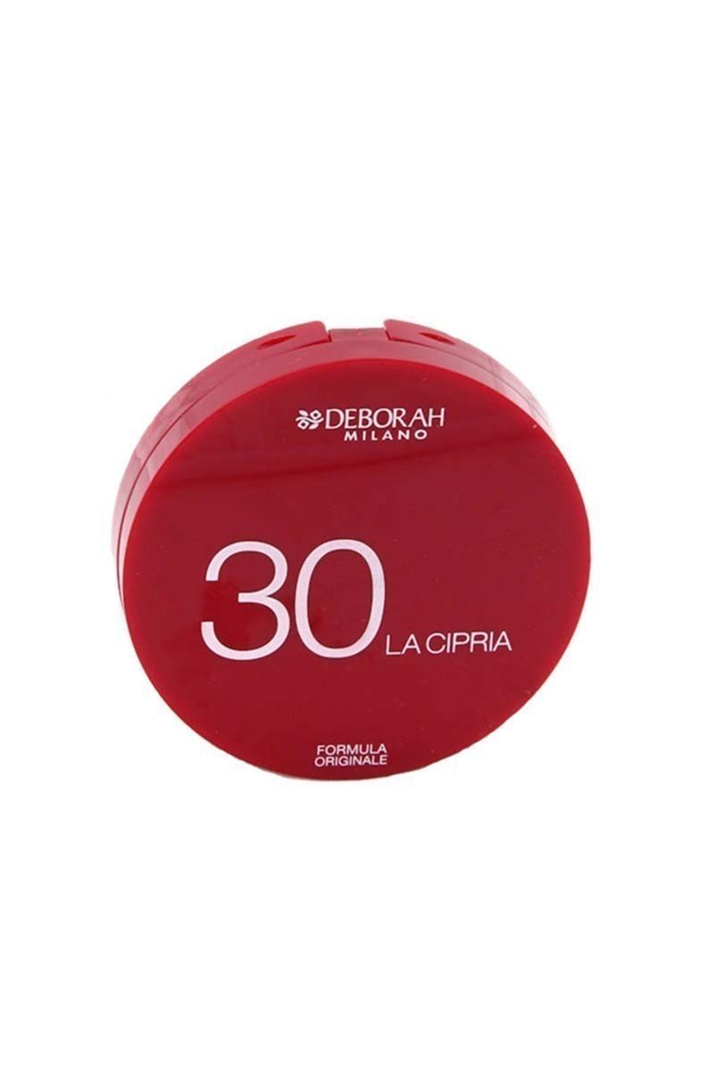 Deborah 8009518122275 La Cipria Compact Powder 30