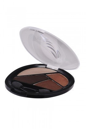 Deborah 8009518122077 Eye Shadow 4'lü 02