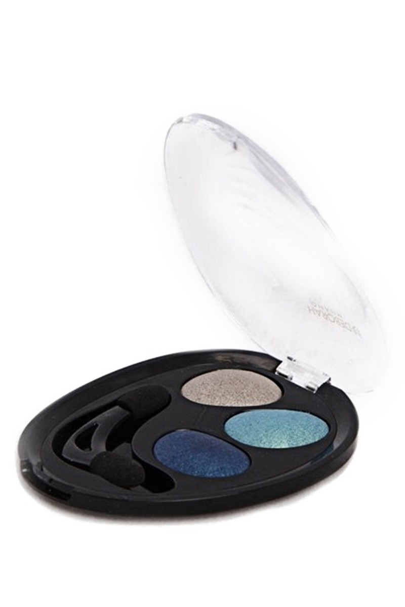 Deborah 8009518092059 Hi Tech Eyeshadow 3'lü 6