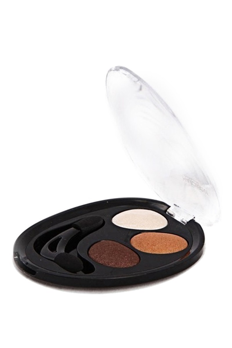 Deborah 8009518091946 Hi Tech Eyeshadow 3'lü 2