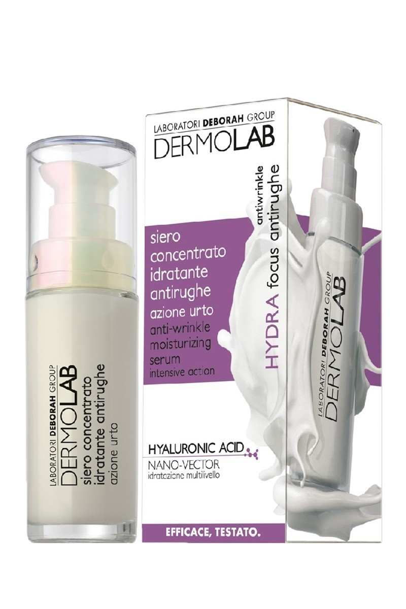 Deborah 8009518000320 Antiwrinkle Moisturising Serum Intensive Action 30Ml