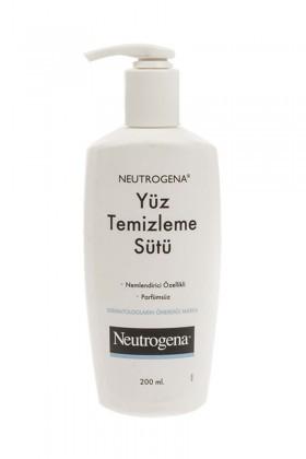 Neutrogena 70501058008 Yüz Temizleme Sütü 200Ml
