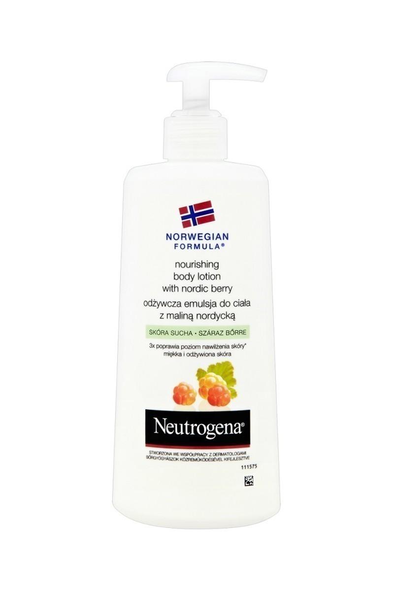 Neutrogena 3574661128948 Nordic Berry Vücut Losyonu 250Ml
