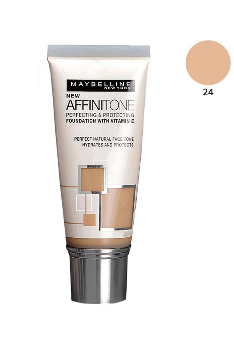 Maybelline 3600530427505 Affinitone Fondöten 24