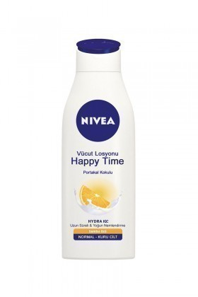 Nivea 4005808289486 Vücut Losyonu Happy Time 400Ml