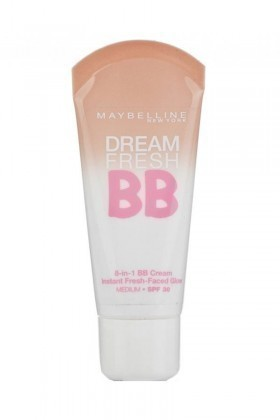 Maybelline 3600530791903 Fondöten Dream Fresh Bb Medıum