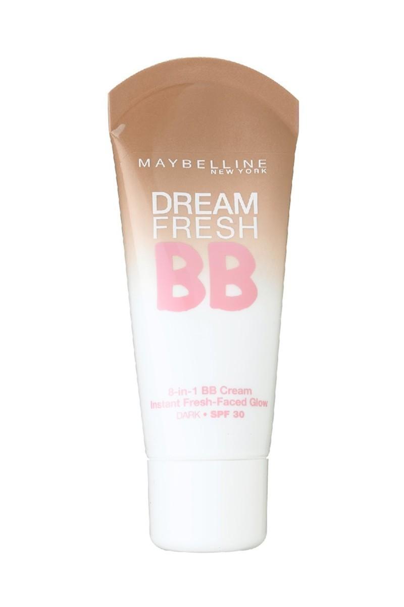Maybelline 3600530791910 Fondöten Dream Fresh Bb Dark