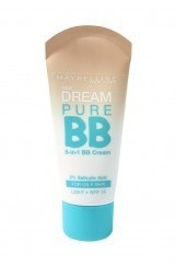 Fondöten Dream Pure Bb Oily Skin Light