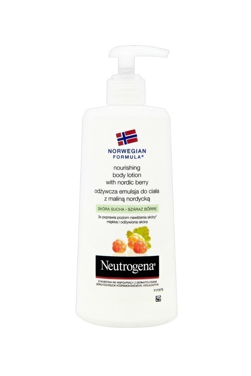 Neutrogena 3574661128993 Nordic Berry Vücut Losyonu 400Ml