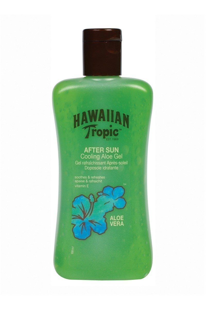 Hawaiian Tropic 5099821009878 After Sun Cool Aloe Gel 200Ml