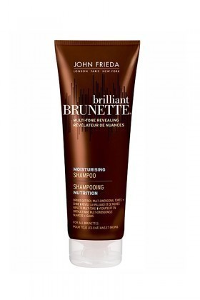 John Frieda 5017634091033 Brilliant Brunette Nemlendirici Şampuan 250Ml