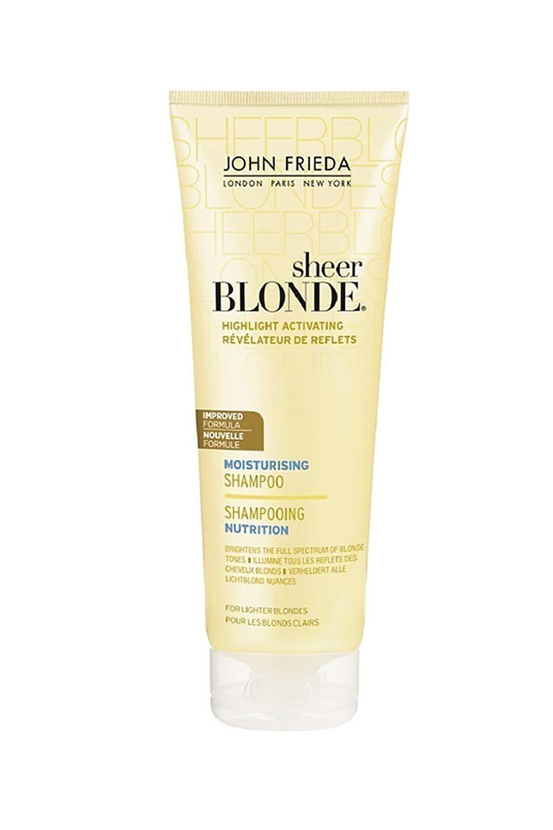 John Frieda 5037156051858 Sheer Blonde Nemlendirici Şampuan 250Ml