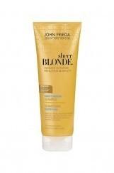 Sheer Blonde Koyu Sarı Tonlardaki Saçlara Özel Nemlendirici Şampuan 250 Ml