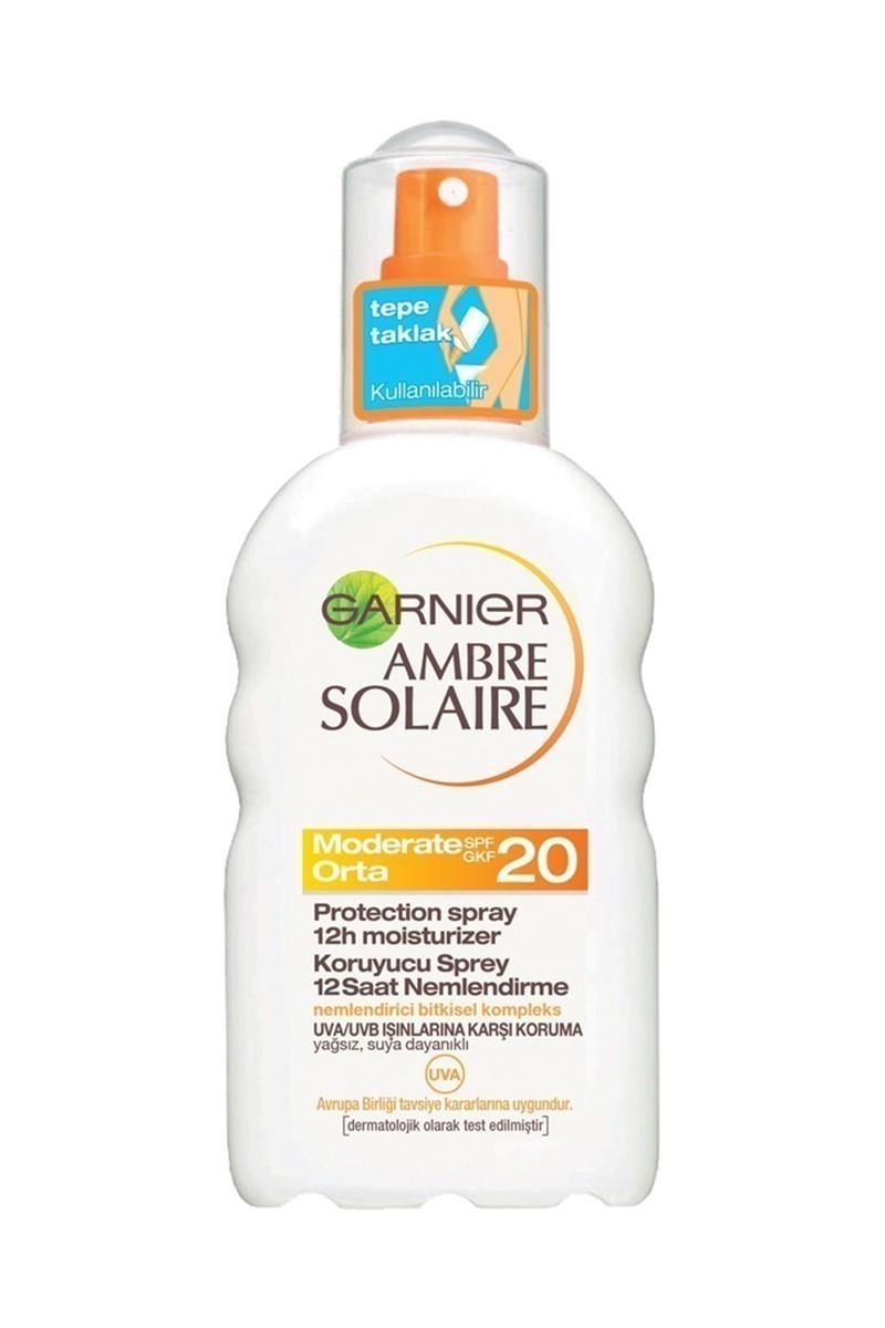 Ambre Solaire 3600540587862 Süt Spray 20Kf 200Ml