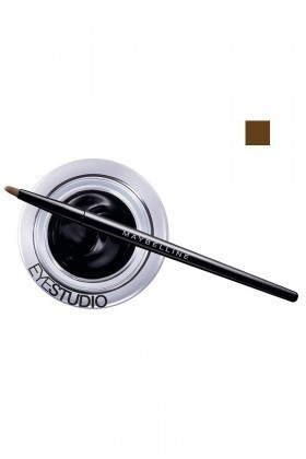 Maybelline 3600530588046 Gel Eyeliner Brown 02