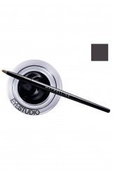 Gel Eyeliner Black Pink Diamonds  06