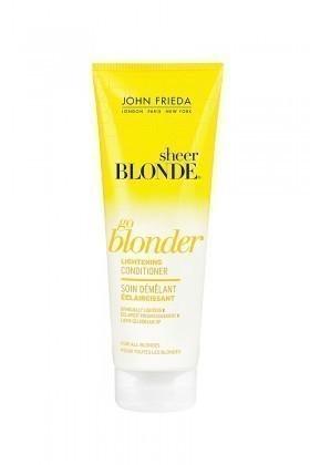 John Frieda 5037156140538 Sheer Blonde Güneş Işıltısı Bakım Kremi 250Ml
