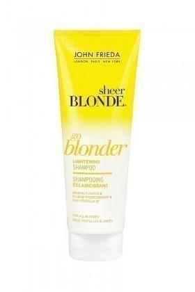 John Frieda 5037156140514 Sheer Blonde Güneş Işıltısı Şampuan 250Ml