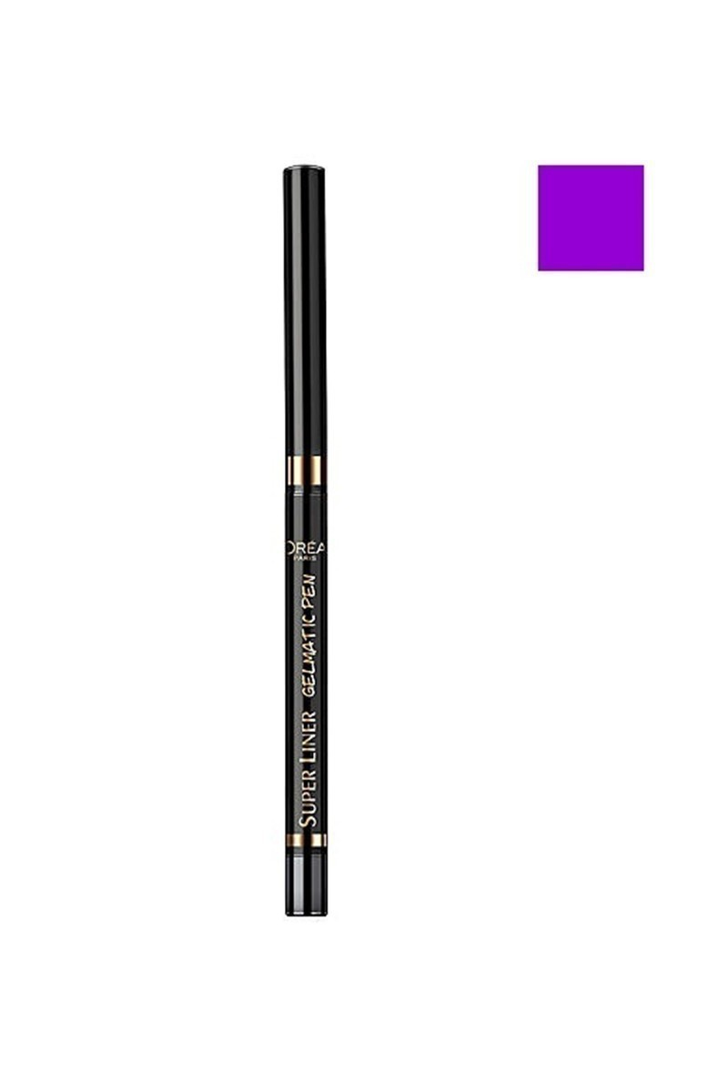Loreal 3600522434528 Superliner Gel Matic Deep Violet