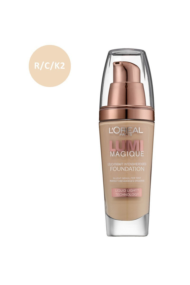 Loreal 3600522075745 Fondöten Lumimagic Rck2 30Ml