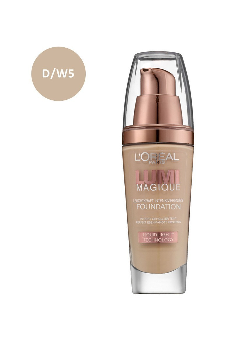 Loreal 3600522075813 Fondöten Lumimagic Dw5 30Ml
