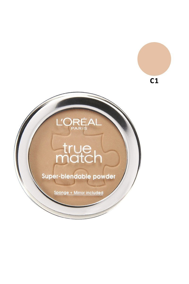 Loreal 3600520772004 True Match Powder C1