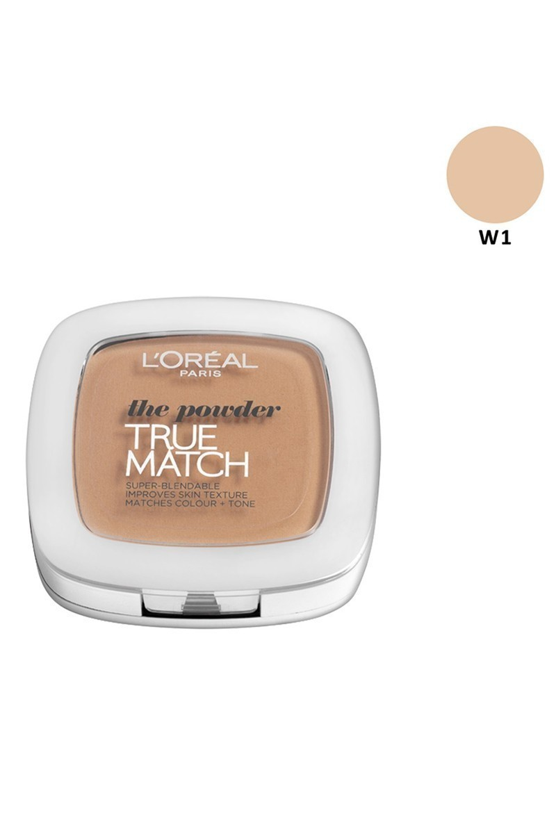 Loreal 3600520772011 True Match Powder W1