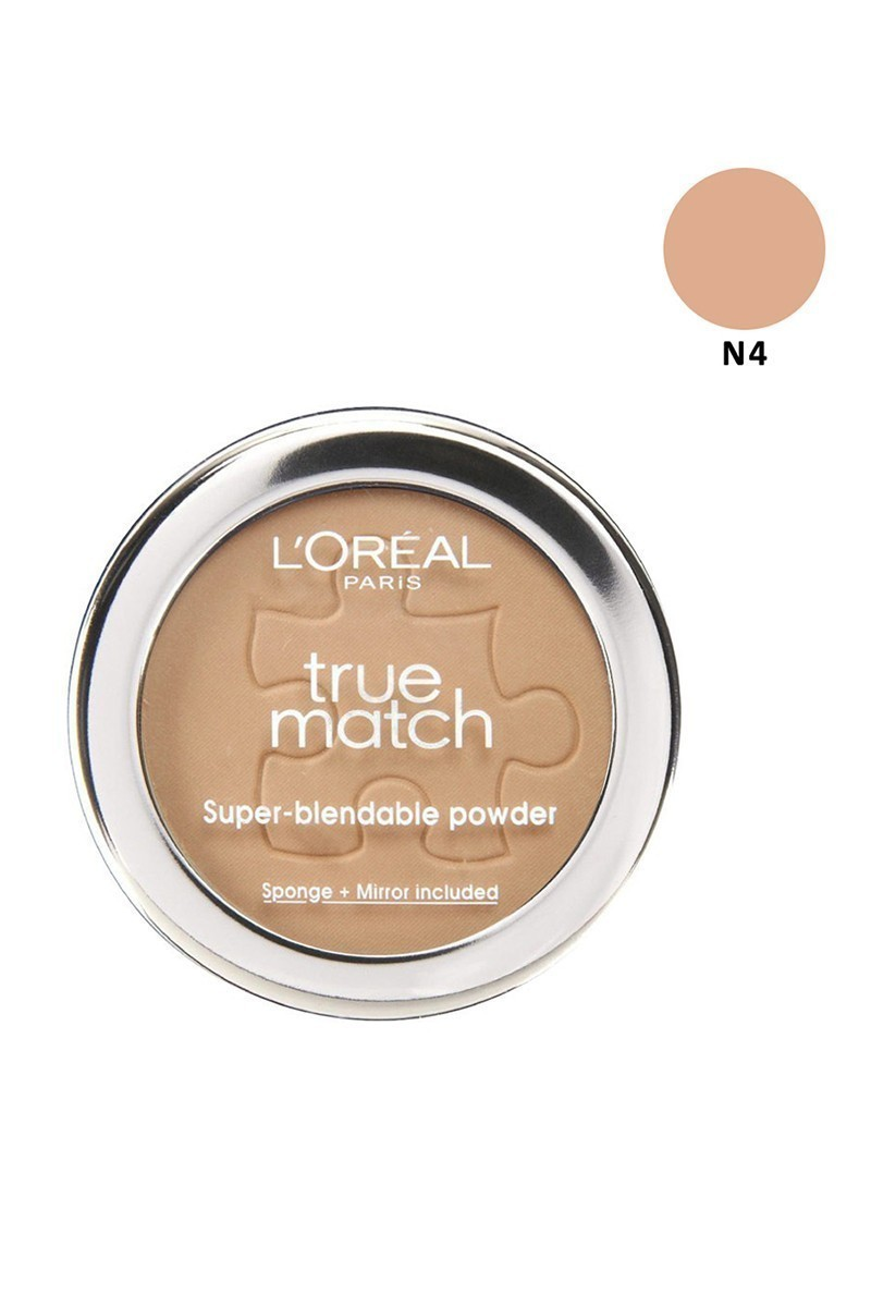 Loreal 3600520932897 True Match Powder N4